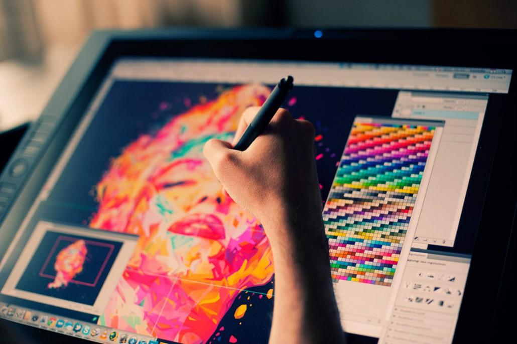Программа повышения квалификации: Исполнитель художественно-оформительских работ (компьютерный дизайн)