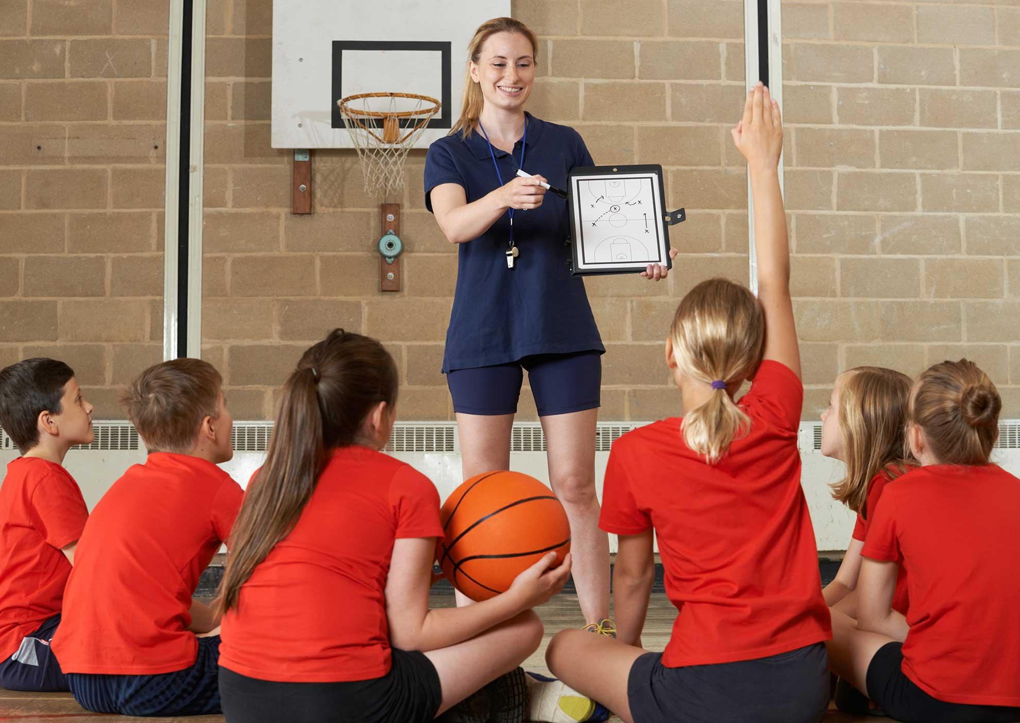 Программа профессиональной переподготовки: Физическая культура и спорт: тренер (тренер-преподаватель)