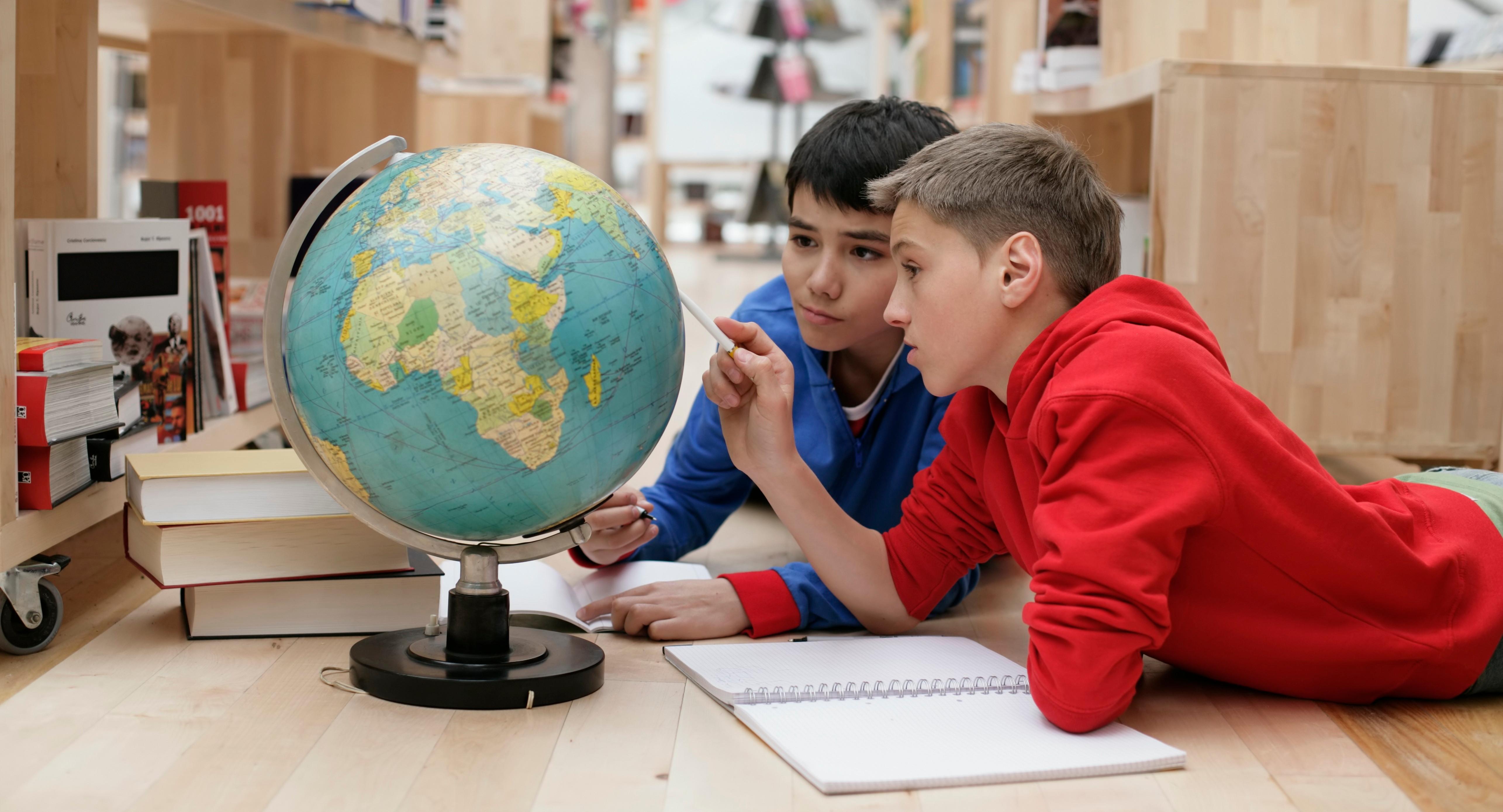 Профессиональная переподготовка: предметный модуль - география